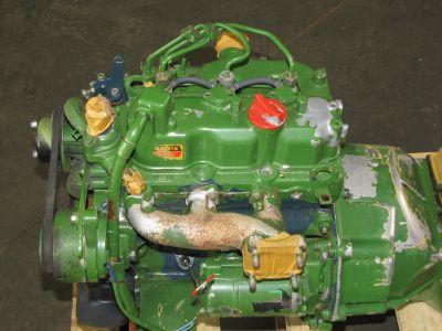 kubota 3 zylinder diesel motor modell d850 14kw 17ps. Black Bedroom Furniture Sets. Home Design Ideas