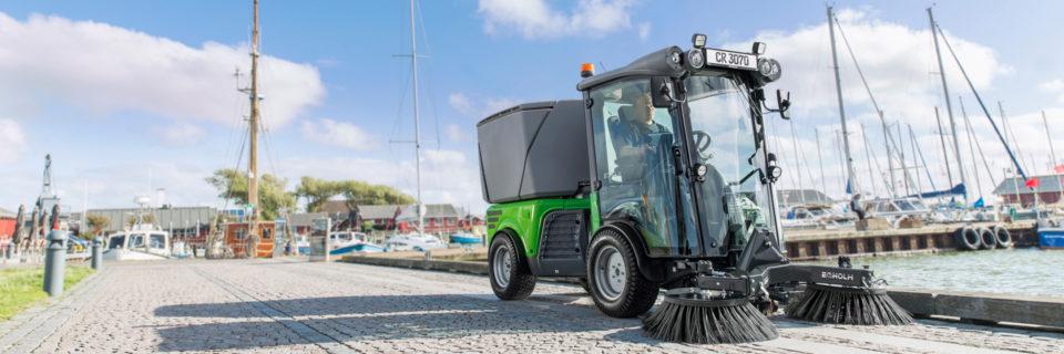 Willkommen bei Ihrem Partner für Kommunen, Land- und Gartentechnik